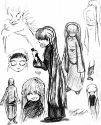Grete sketches 01 by marr0w