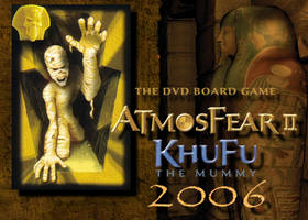 Khufu Splash Page by marr0w