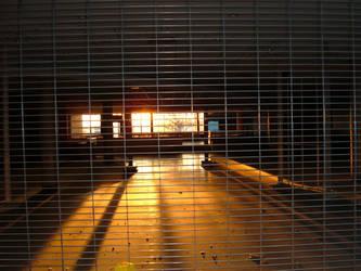 Empty Mall Interior by marr0w