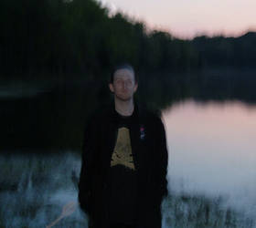 Me at the Lake