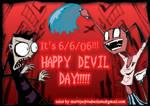 HAPPY DEVIL DAY