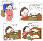 Mellisa - Lunchtime