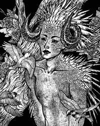 Volucrine Idol by Silkkat