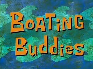 Boating Buddies by XaldinWolfgang