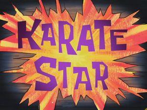 Karate Star by XaldinWolfgang