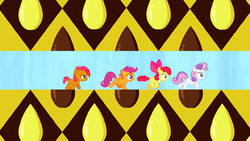 CMC running from Babs S3E4 by XaldinWolfgang