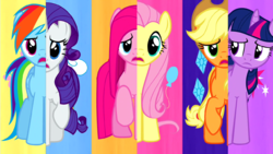 The Main 5 singing S3E13 by XaldinWolfgang
