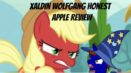 Honest Apple Review by XaldinWolfgang