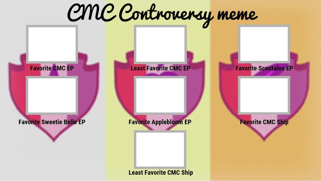 CMC Controversy meme by XaldinWolfgang
