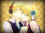 Lovely Twins Kagamine 2