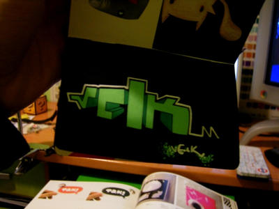 vElK green