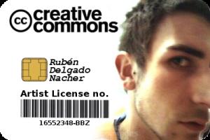 CC Artist license