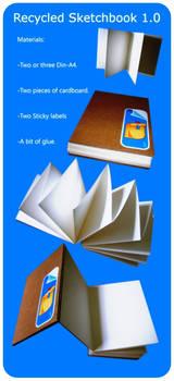 My own sketchbook