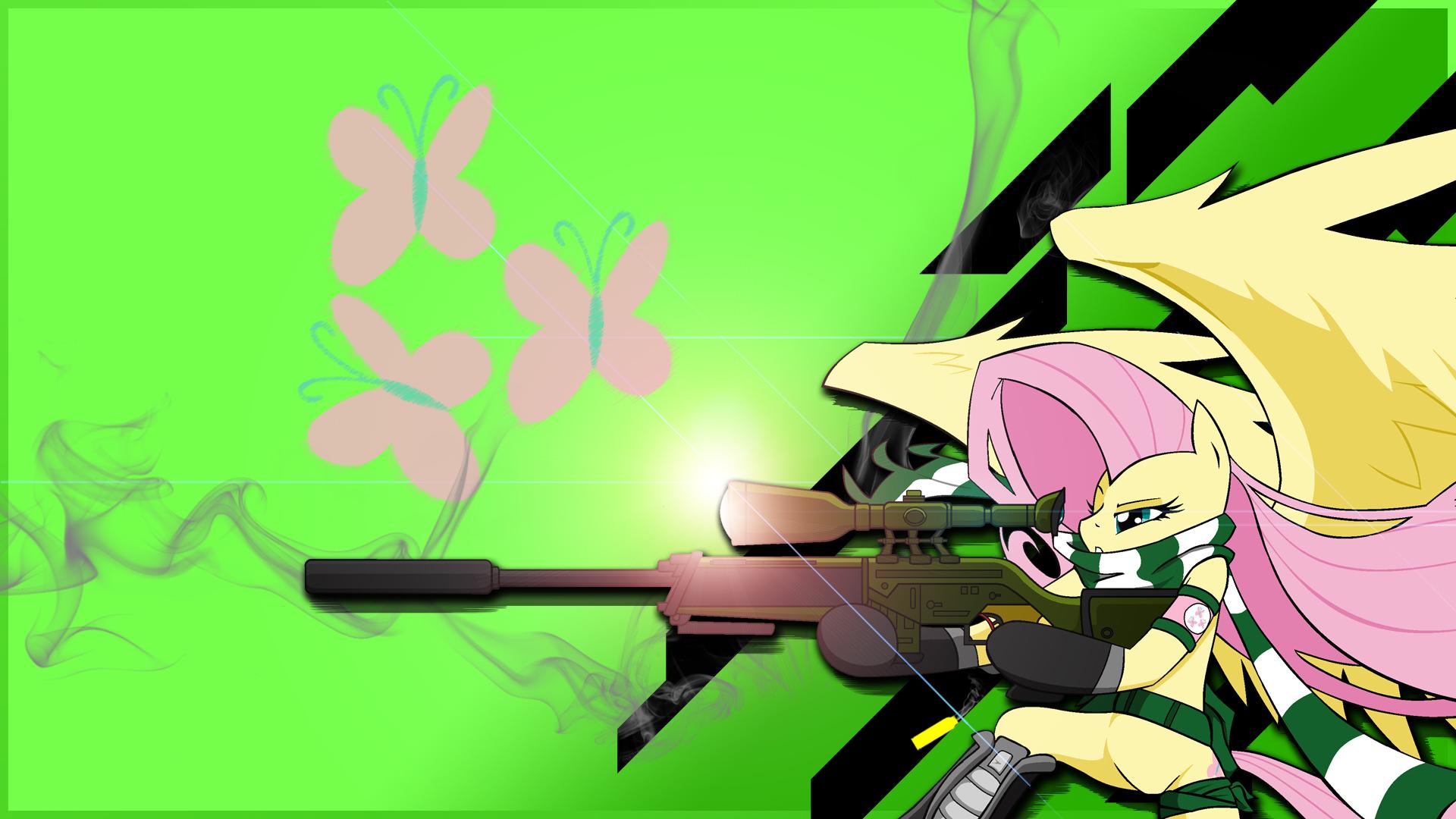 Snipershy by RikiTheSuperZeldaFan