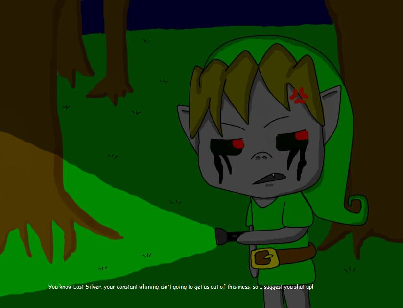 Anime Creepypasta Creepypasta anime screenshot
