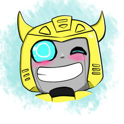 Bumblebee :3 by Cookie-Waffle