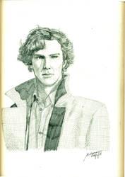 Sherlock by andoyman