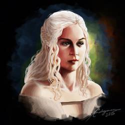 Daenerys, The Last Targaryen