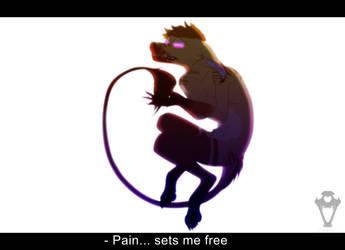 -Pain... sets me free by Loukami