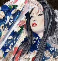 ETHNIC : Japanese by HendrikHermans
