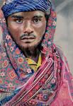 ETHNIC : Sindhi (Pakistan) by HendrikHermans