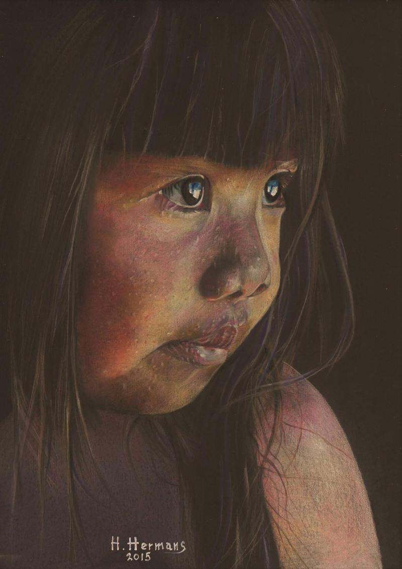 ETHNIC : Amazon Child (Brazil)