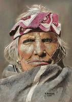ETHNIC : Native American by HendrikHermans