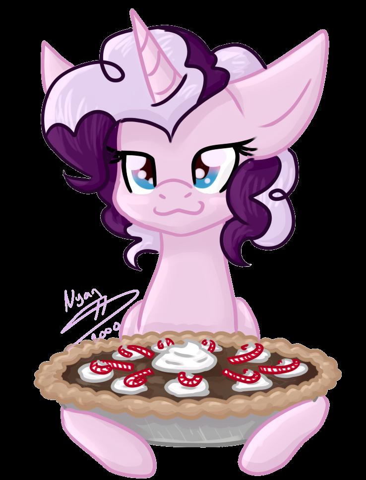 Sweet Wonder Pie Pony [YCH] by Nyan-Adopts-2000