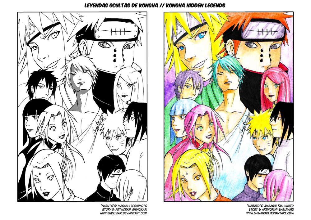 LOK: Faces by sHinjiKari