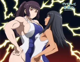 Dominating Nagatoro-san