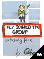 fly joined the group - catching fire by Qcha