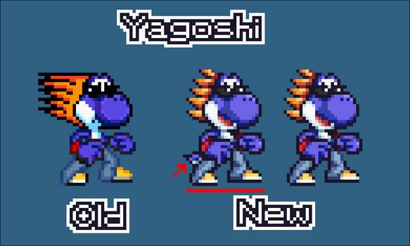 Yagoshi by PsychoDino3