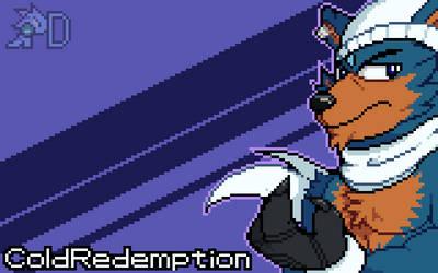 ll PixelArt ll ColdRedemption Commission (Part 2)