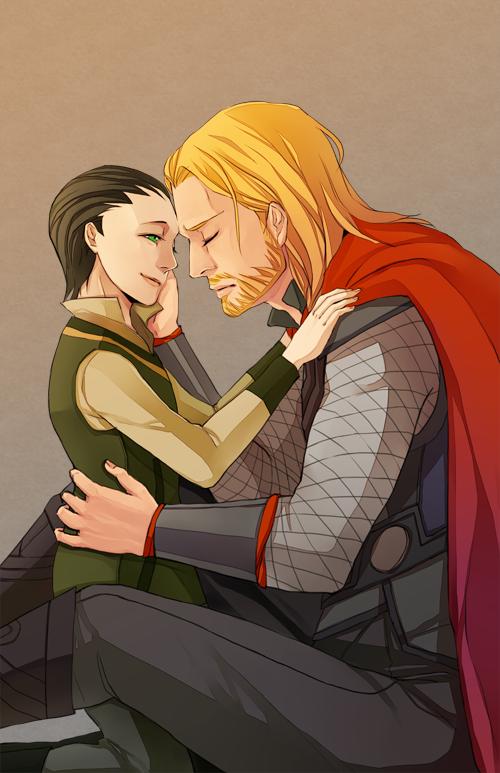 Thor: Turn Back Time by kai-shii