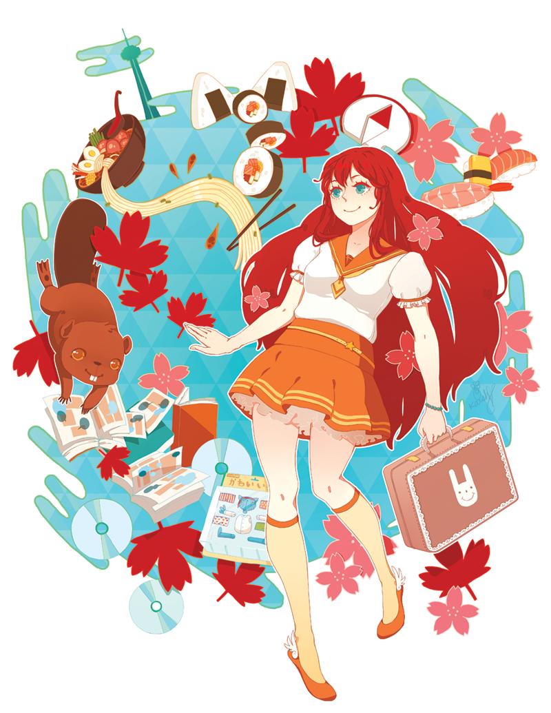 Anime North 2012 by kai-shii