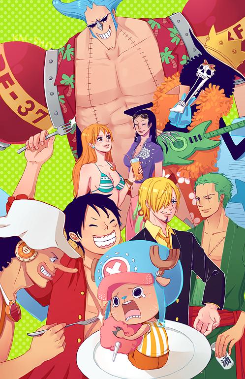 One Piece - 2012! by kai-shii