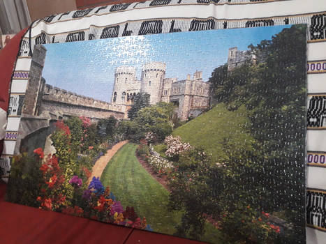 Puzzle of 1000 Pieces 4