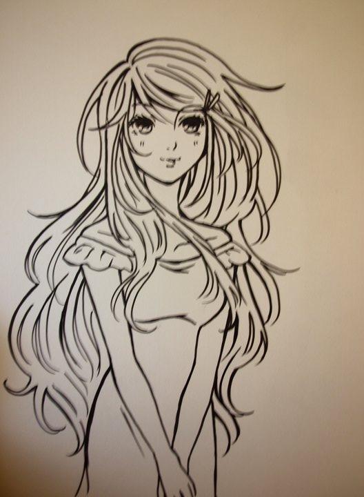 casual sketch 2 by missmiakomyori
