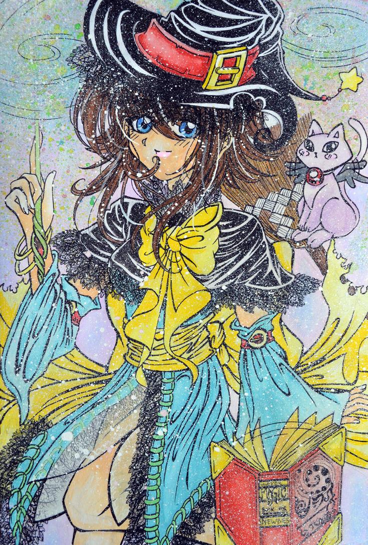 Magic = = by missmiakomyori