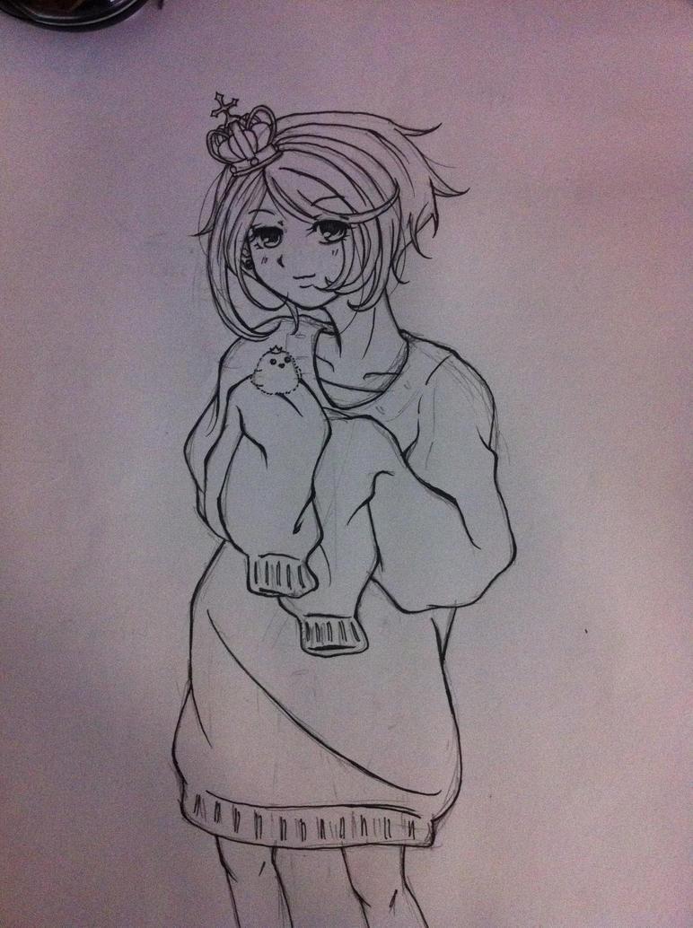 f(x) Amber Fan art by missmiakomyori