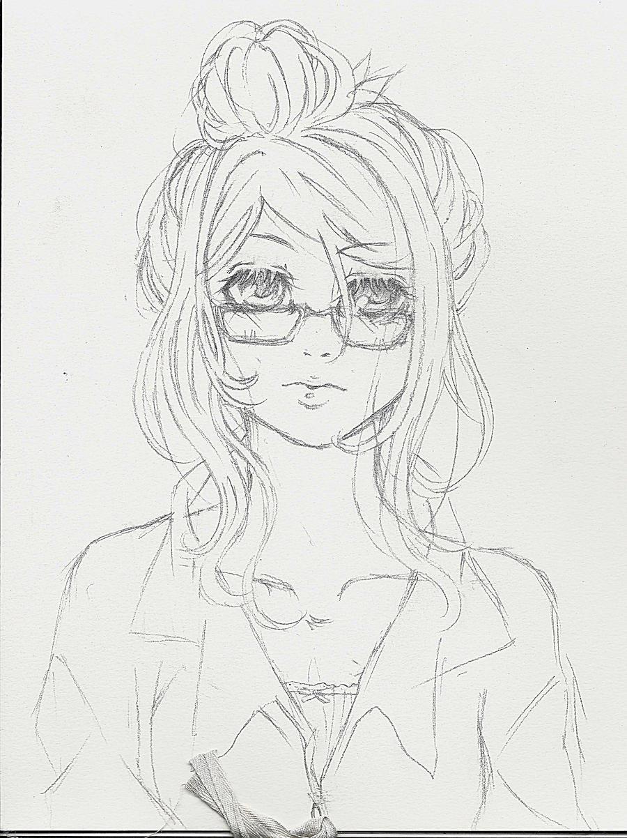 drawing style change - incomplete by missmiakomyori
