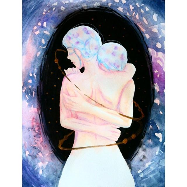 Embrace by missmiakomyori