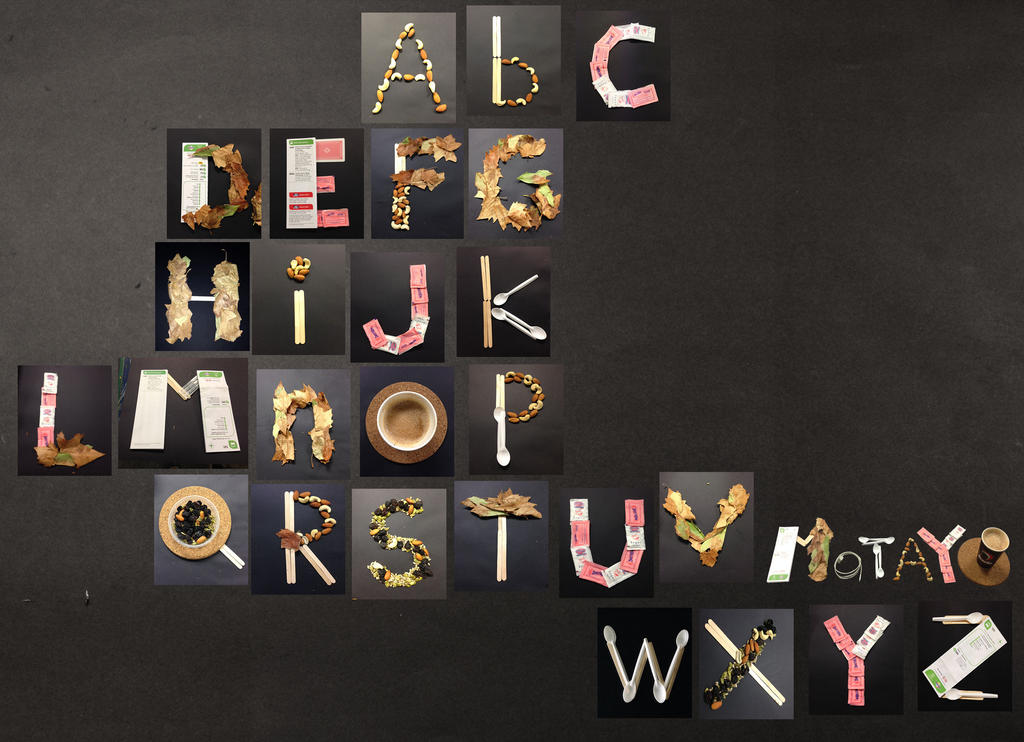 typography letterform assignment by stagyika on deviantart