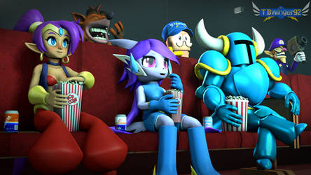 The Movie Night by TBWinger92