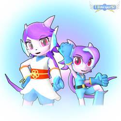 Lilac Generations - SFM Version