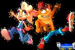 Crash and Coco: Bandicoot Saga