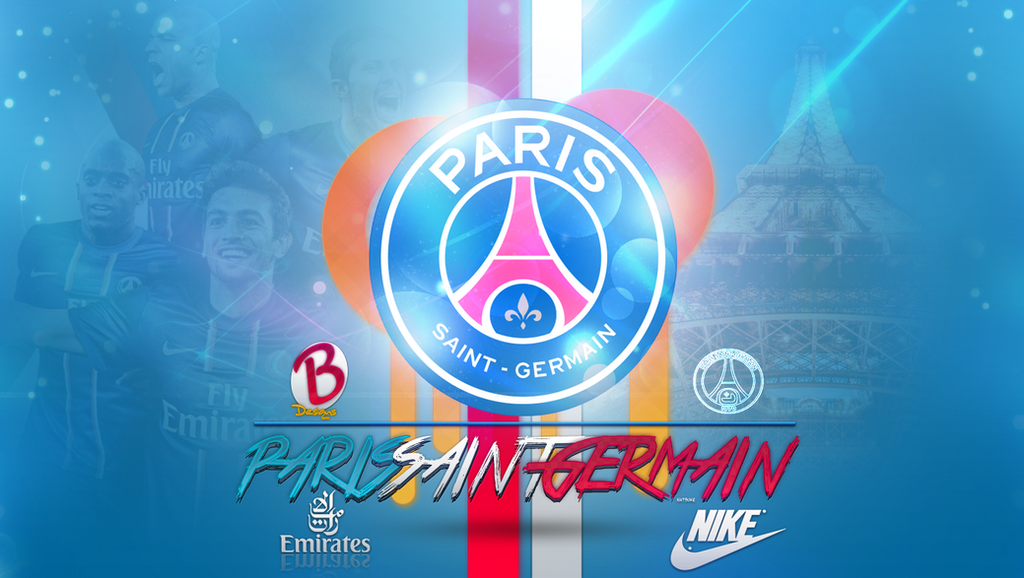 PSG Wallpaper 2015 2014 By Badr DS