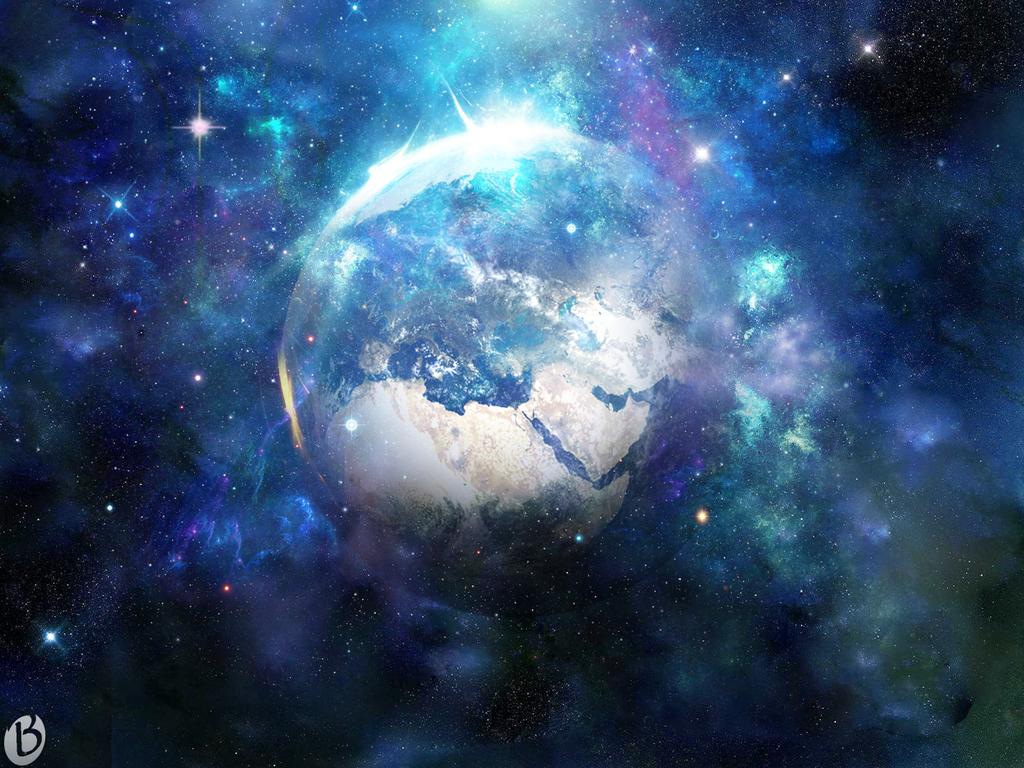 anstract earth wallpaper - photo #11