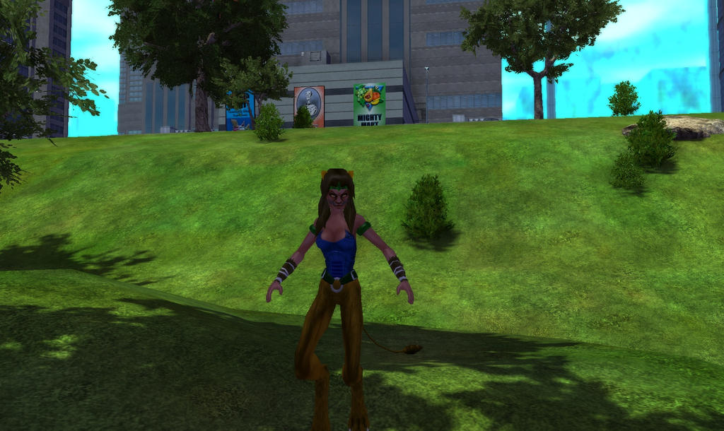 City of Heroes Dr Circe by CaptFox