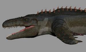 ZBrush: Leviathan side